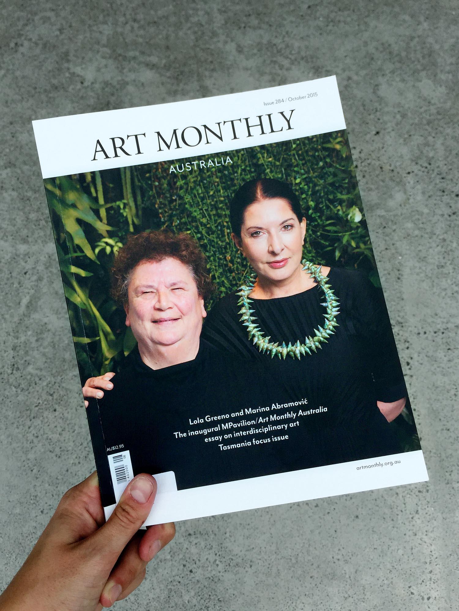 art-monthly
